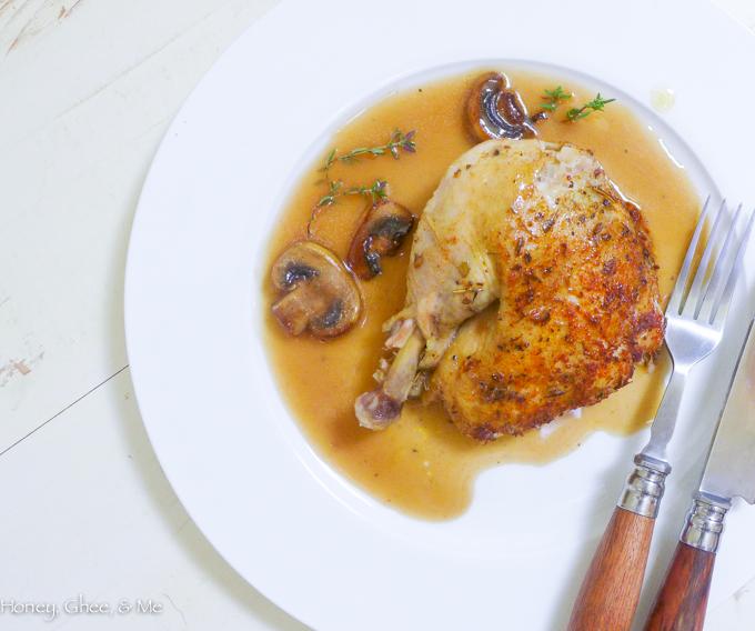 whole chicken crock pot-40