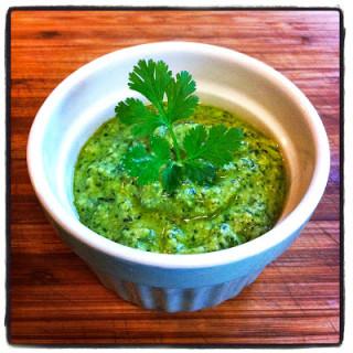 Basil – Cilantro – Jalapeno Pesto