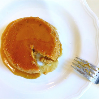 Fall Love: Pumpkin Flan