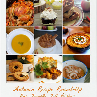 Autumn Recipe Round-Up… 30 Fall Favorites from Real Food & Paleo Bloggers!!