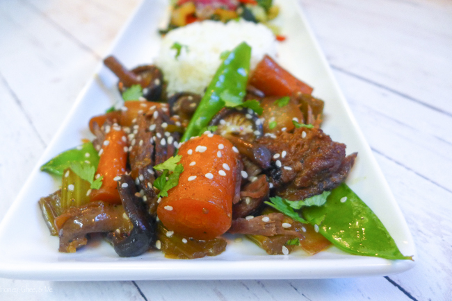 Slow Cooked Asian-Style Short Ribs {Whole30 Optional} | Honey Ghee and ...