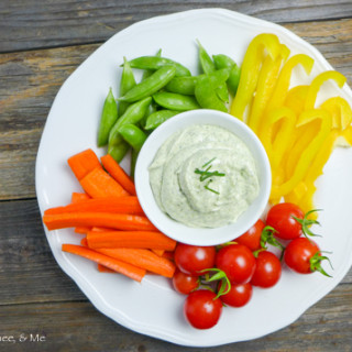 Homemade Ranch Dressing {Paleo, Dairy-Free}