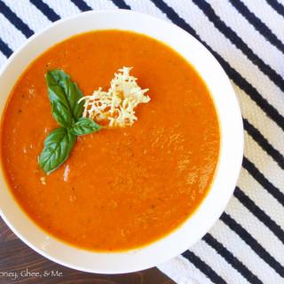 My Favorite Tomato Soup Recipe {Paleo}