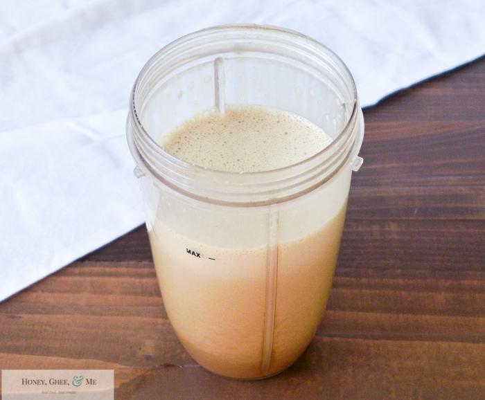 holiday ghee coconut oil vanilla cinnamon coffee latte-10