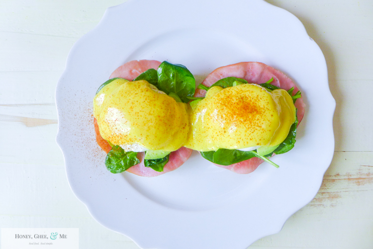 hollandaise sauce immersion blender quick easy eggs benedict-47