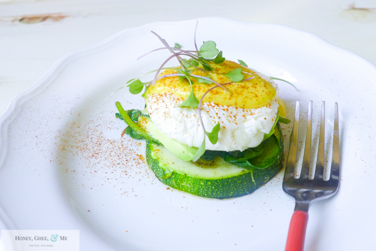 hollandaise sauce immersion blender quick easy eggs benedict-56