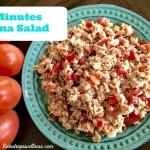 3-Minutes-Tuna-Salad
