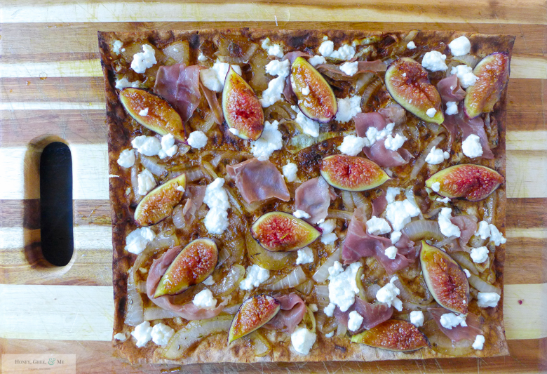 fig prosciutto goat cheese pizza flatbread-40