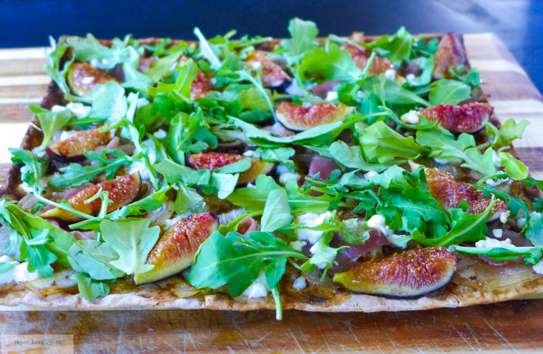 fig prosciutto goat cheese pizza flatbread-43
