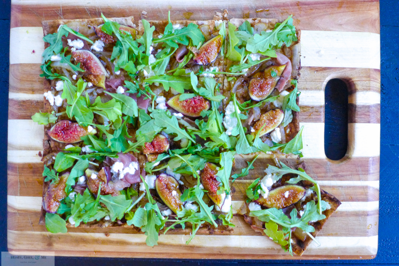 fig prosciutto goat cheese pizza flatbread-50