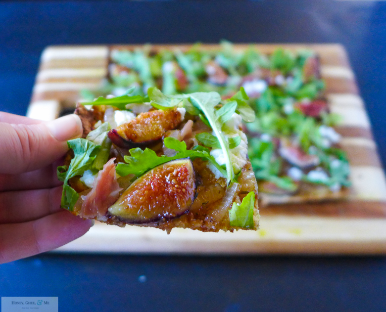 fig prosciutto goat cheese pizza flatbread-52