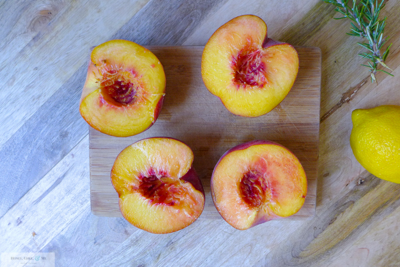 peaches-mascarpone-grilled-rosemary-honey-3