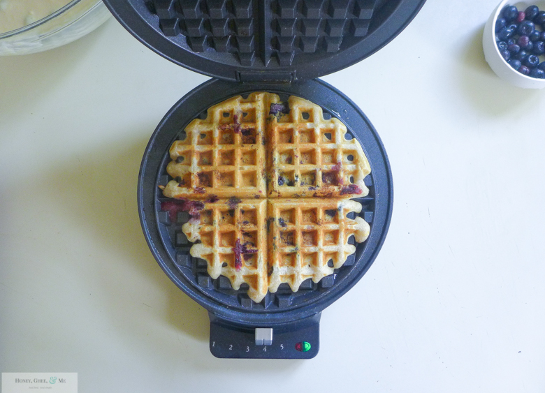cassava blueberry waffles-10