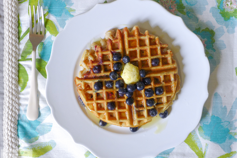 cassava blueberry waffles-12