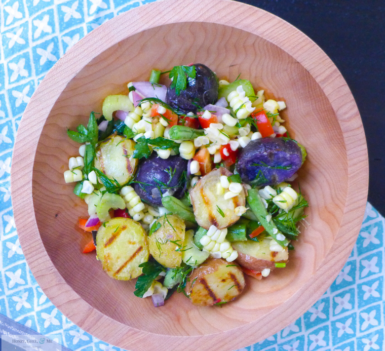 GRILLED POTATO CORN SALAD-33