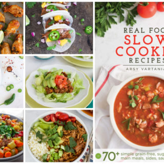 Real Food Slow Cooker Recipes!  A Beautiful New eBook…. Discount Code Just for You + Turkey Barbacoa!!