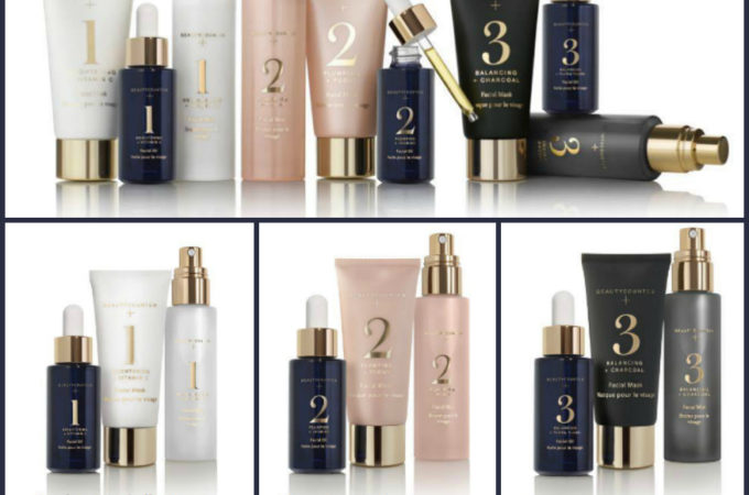 Beautycounter+ {New Skin Regimens You'll Love!}