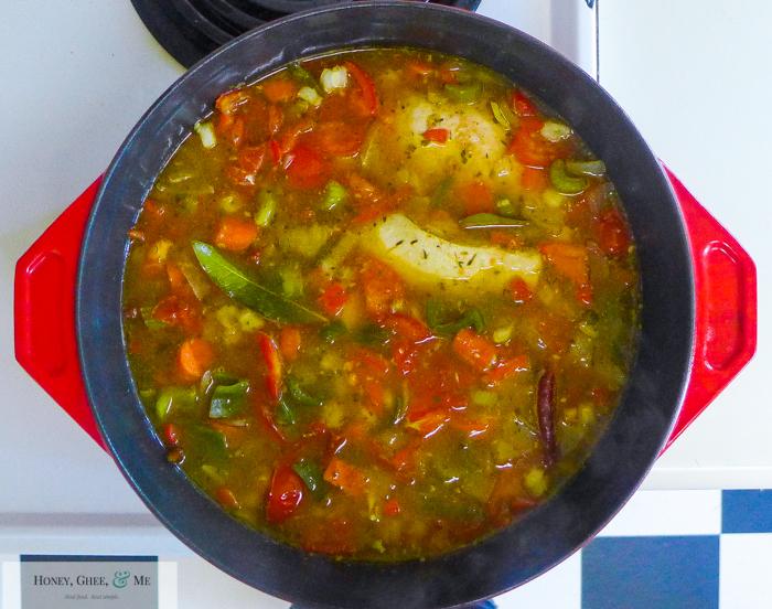 chicken vegetable pozole posole-35-2