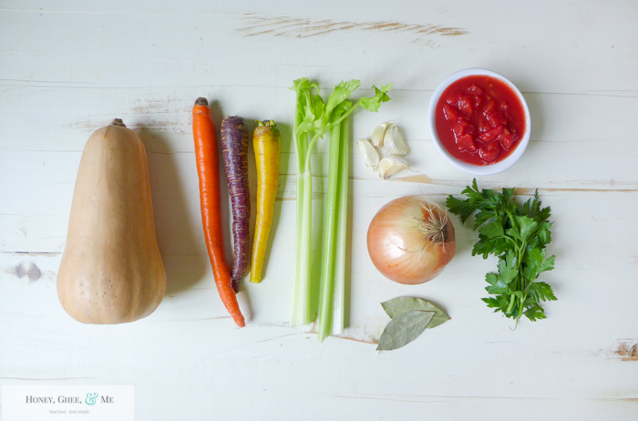 butternut squash chicken stew crrock pot-1