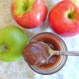 Slow-Cooked Apple Butter… The Perfect Edible Gift