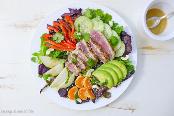 ahi tuna salad-7