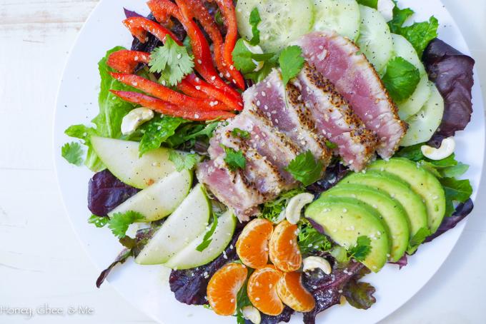 ahi tuna salad-8