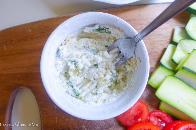 tomato & zucchini tart cassava flour-27