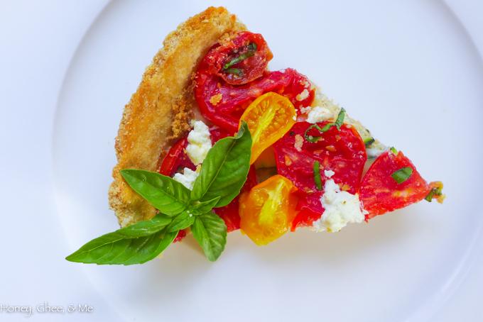 tomato & zucchini tart cassava flour-63