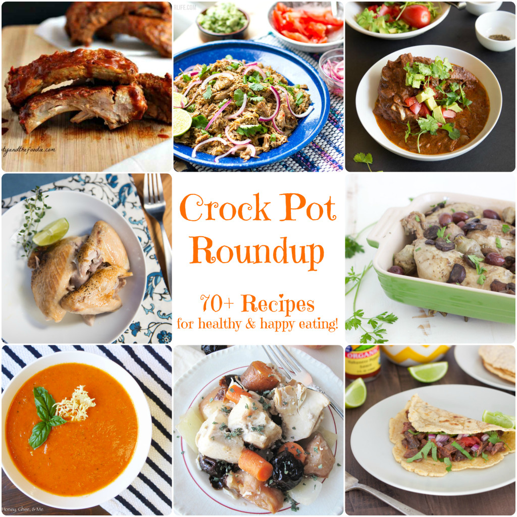 Real Food Roundup Crock Pot