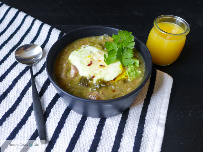 Crock Pot Chile Verde New Mexican Inspired Green Chile