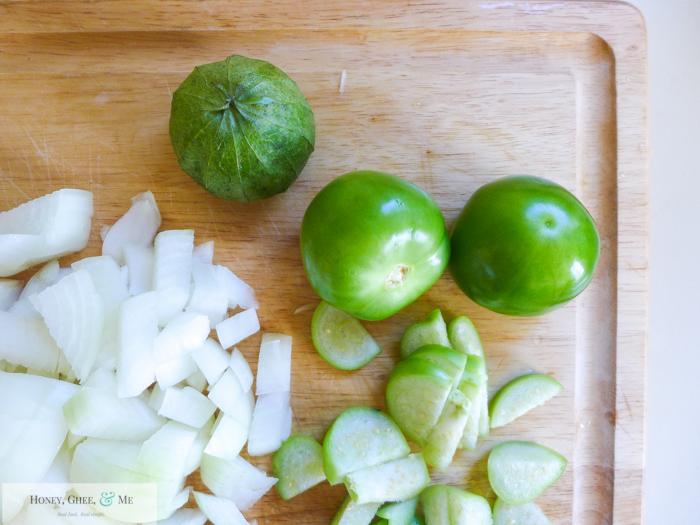 green chile verde pork stew crock pot slow cook-4