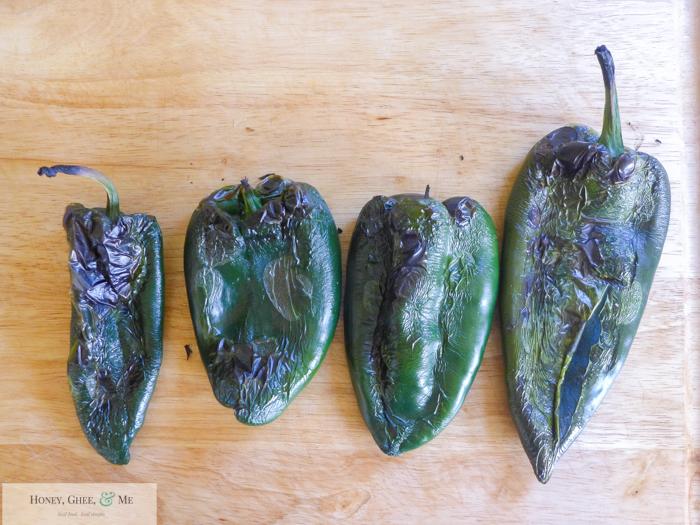 green chile verde pork stew crock pot slow cook-5