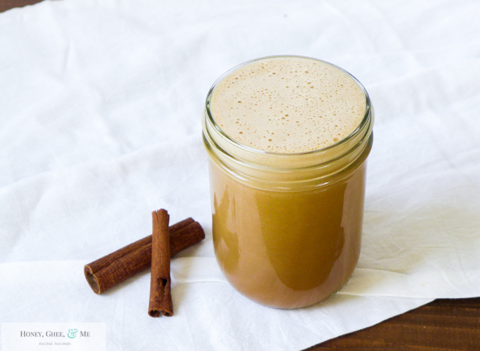 holiday ghee coconut oil vanilla cinnamon coffee latte-11