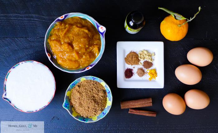 pumpkin coconut flan thanksgiving-2
