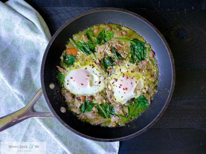 green chile verde pork stew crock pot slow cook-1-6