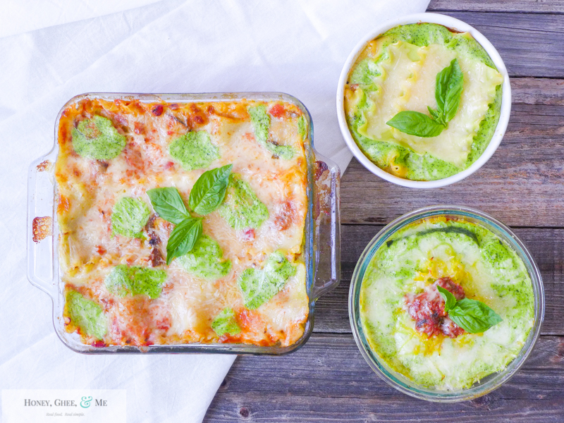 lasagna ricotta spinach paleo spaghetti squash zucchini-107