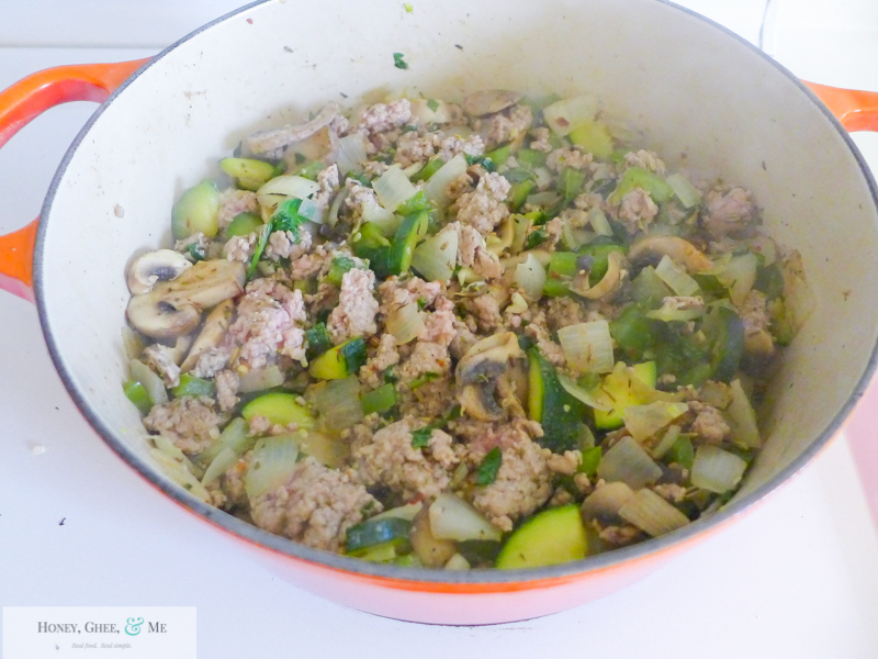 lasagna ricotta spinach paleo spaghetti squash zucchini-20