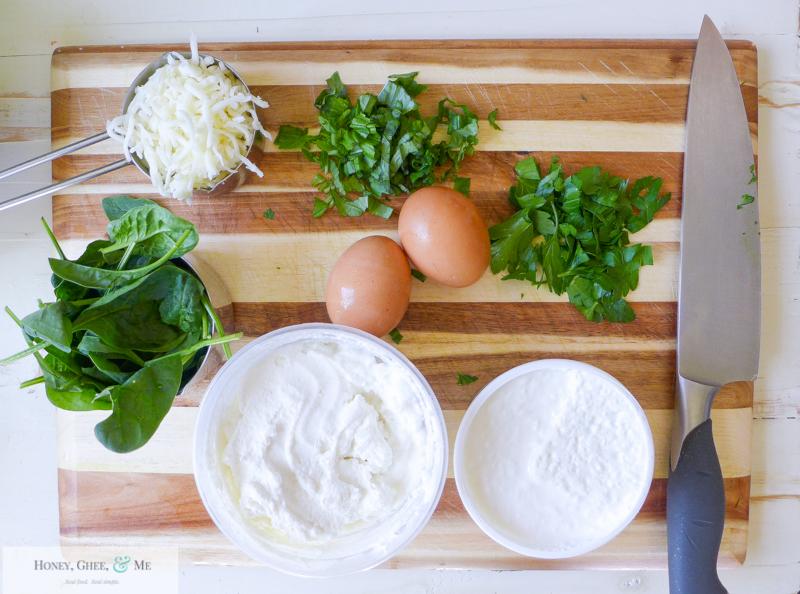 lasagna ricotta spinach paleo spaghetti squash zucchini-26