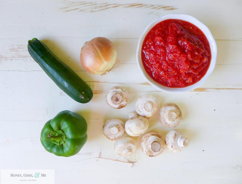 lasagna ricotta spinach paleo spaghetti squash zucchini-3-2