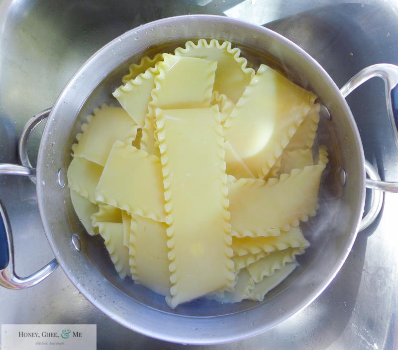 lasagna ricotta spinach paleo spaghetti squash zucchini-38