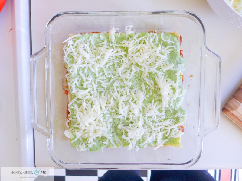 lasagna ricotta spinach paleo spaghetti squash zucchini-54