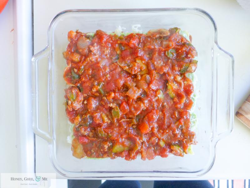 lasagna ricotta spinach paleo spaghetti squash zucchini-55