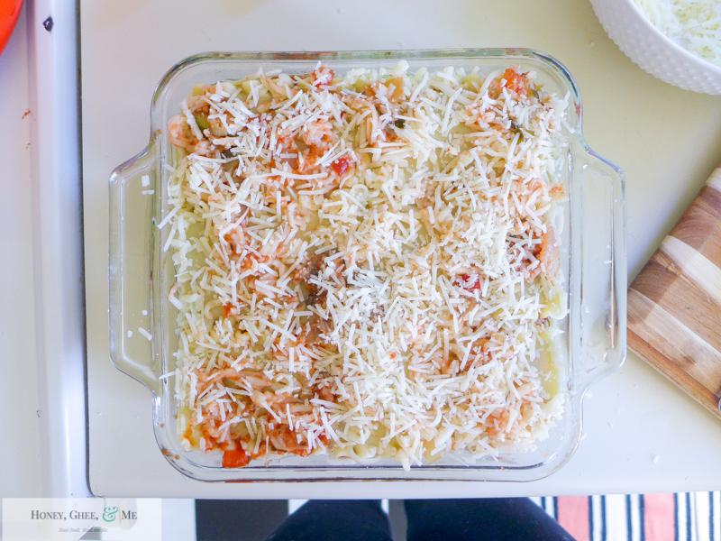 lasagna ricotta spinach paleo spaghetti squash zucchini-62