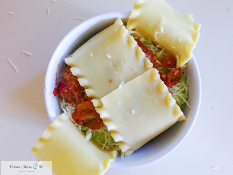 lasagna ricotta spinach paleo spaghetti squash zucchini-81