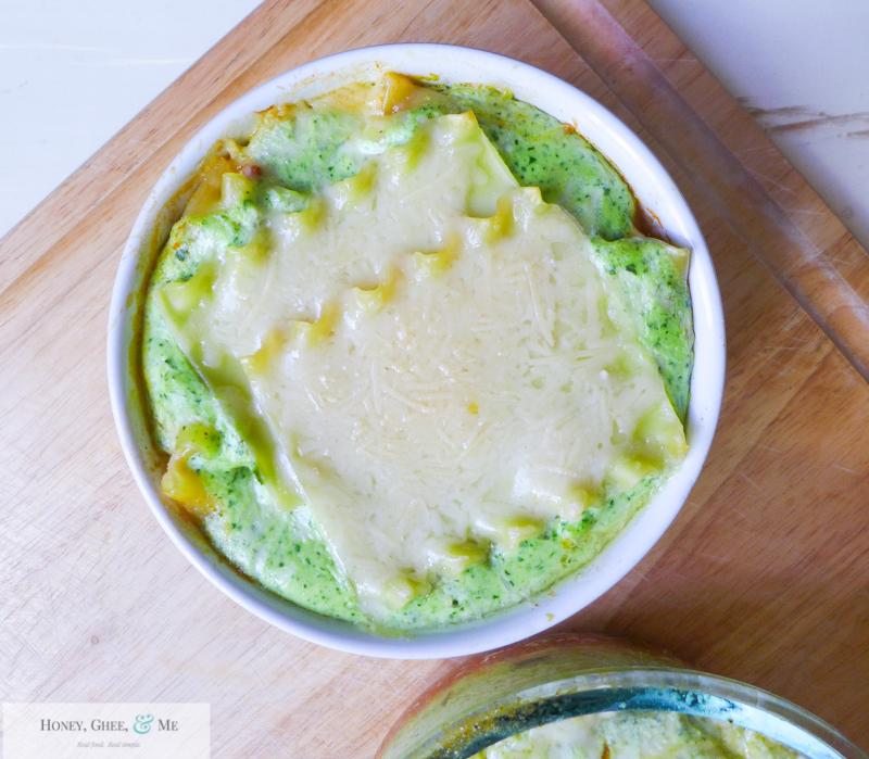 lasagna ricotta spinach paleo spaghetti squash zucchini-98