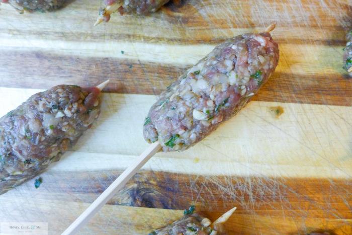 goat kofta greek tzatziki saffron rice romanesco-60