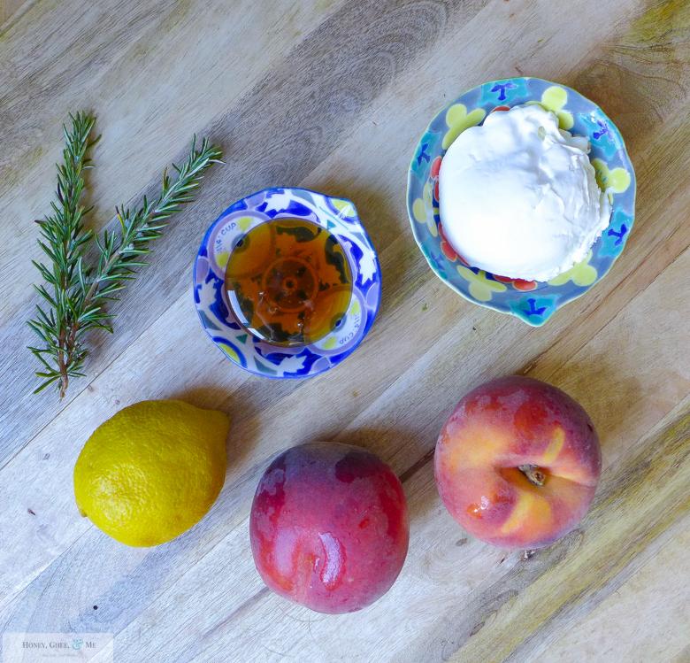 peaches-mascarpone-grilled-rosemary-honey-1